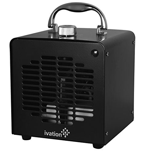 Ivation 5000mg/h Air Purifier Ozone Generator