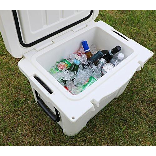 Ivation Ivation Hard Heavy-Duty Portable Outdoor Food & Beverage Cooler