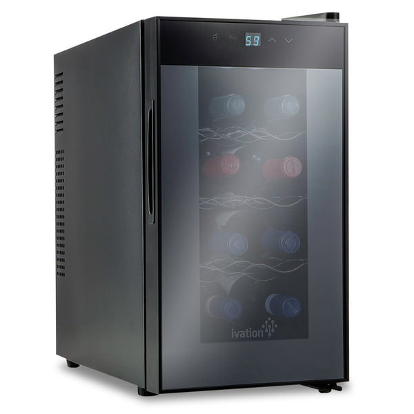 Ivation 8 Bottle Thermoelectric Wine Cooler