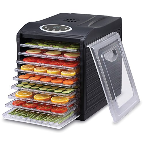 Ivation 9 Tray Electric Food Dehydrator