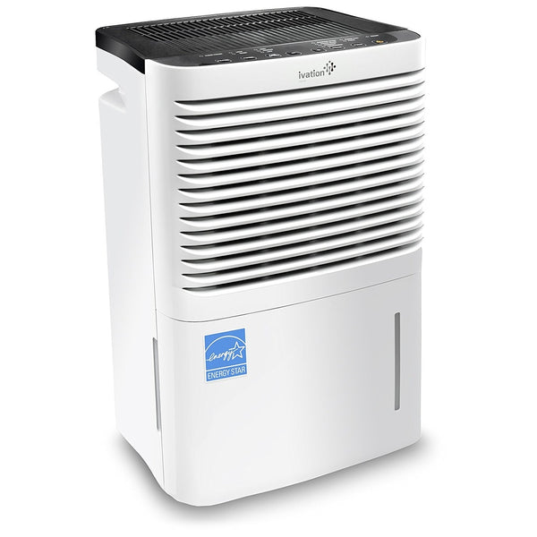 Ivation 70 Pint Energy Star Dehumidifier WITH PUMP