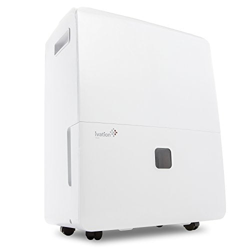 Ivation 95 Pint Energy Star Dehumidifier With Pump