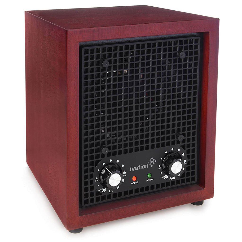 Ivation® Ozone Air Purifier/Ionizer