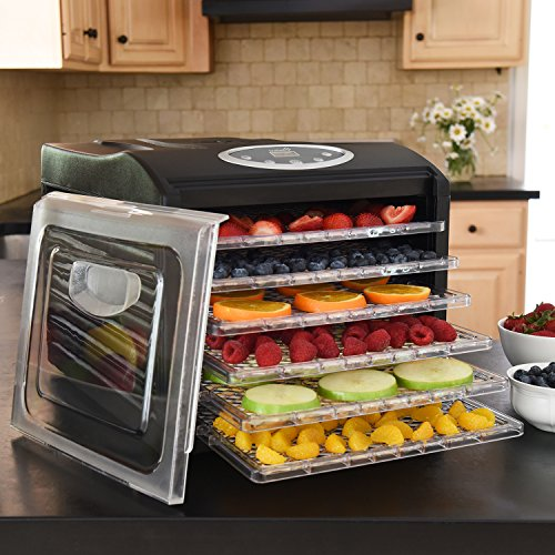 Ivation 6 Tray Electric Food Dehydrator