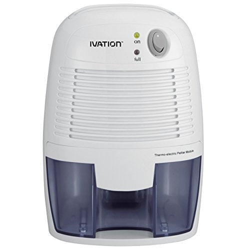 Ivation Small & Powerful Dehumidifier
