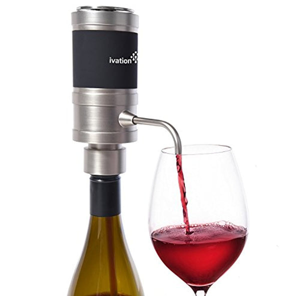 Ivation Electric Wine Aerator and Dispenser
