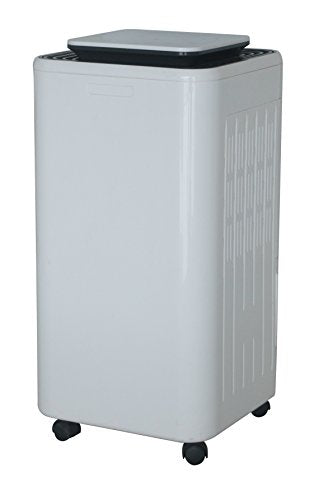 Ivation 11 Pint Dehumidifier & Air Purifier, With Continuous Drain Hose