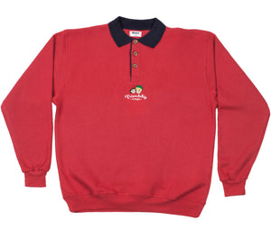 Friendship polocrew / red