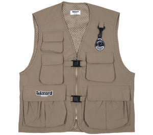 Drip x Wizard fishing vest