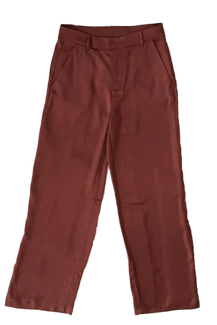 The Satin Business Pant