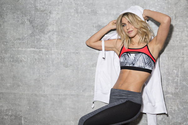 JULIANNE HOUGH WORKOUT