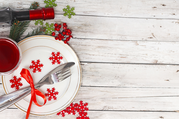 4 Healthy Holiday Recipes
