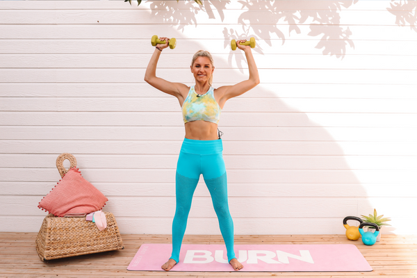 Get Lean Arms - Upper Body Tone Up