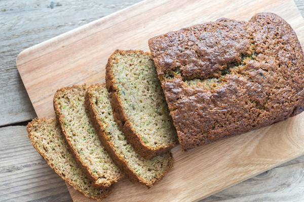 Zucchini Bread Recipe and Why You Need Zucchini
