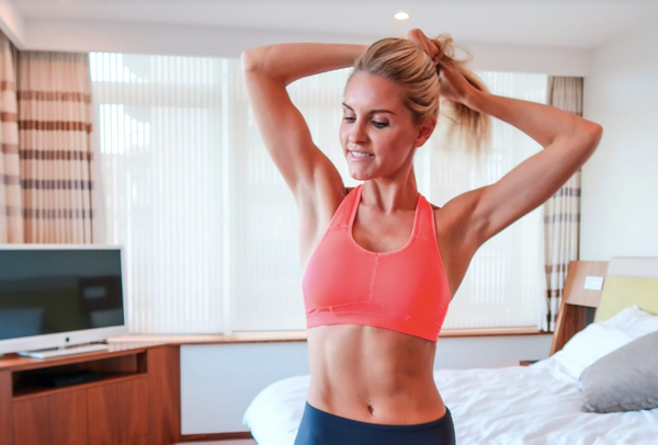 4 Hotel Room Workout Moves – COMO, London!