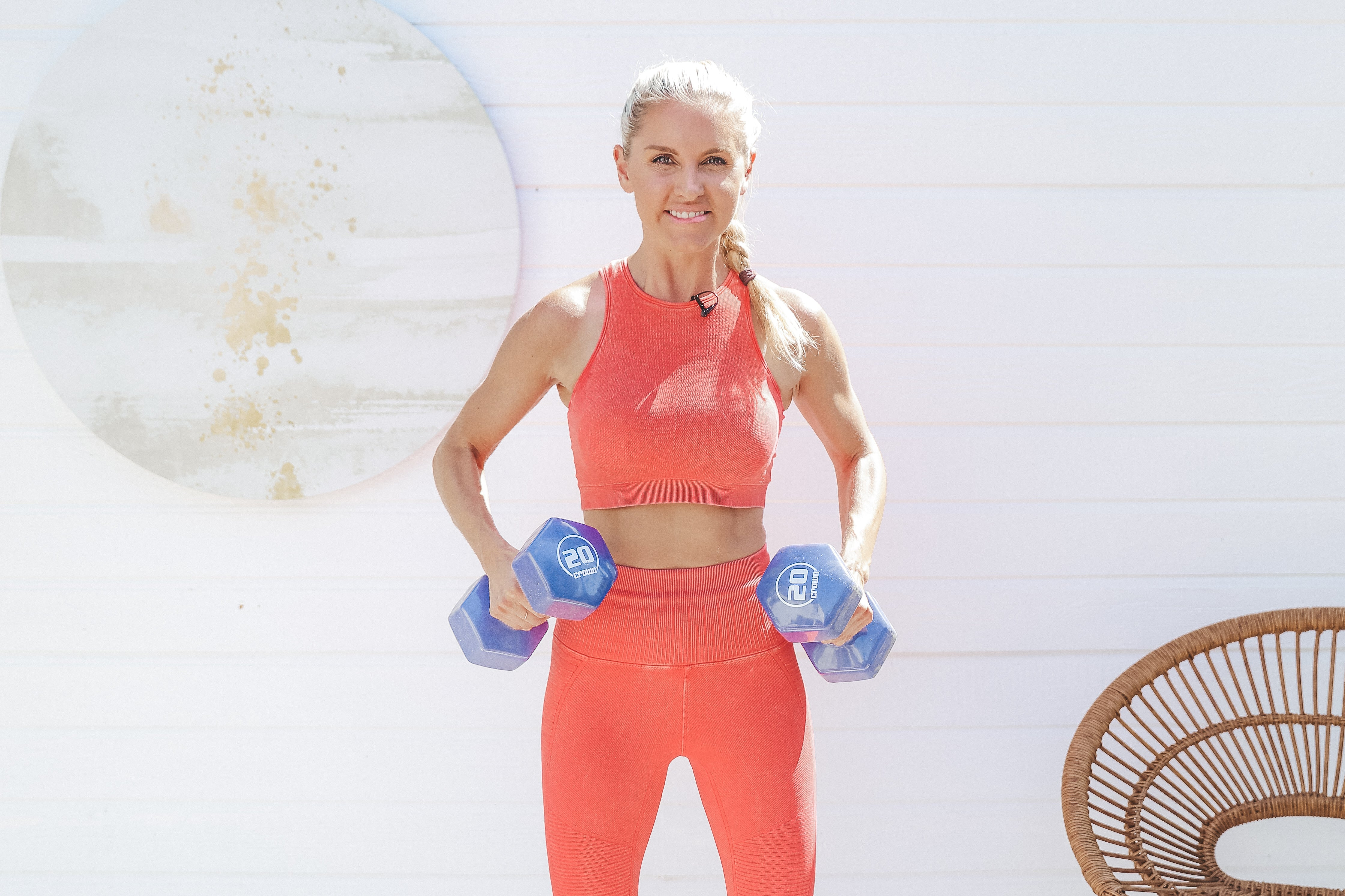 Get Back At It FULL BODY - head to toe toned!