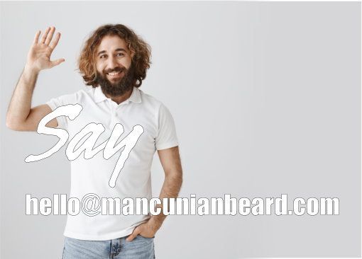 1-2-3 Blast Off | The Mancunian Beard Has Officially Launched