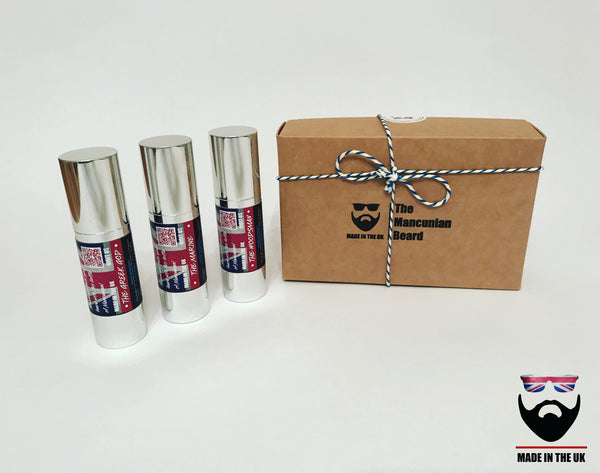 Mancunian Beard Gift Sets Uk