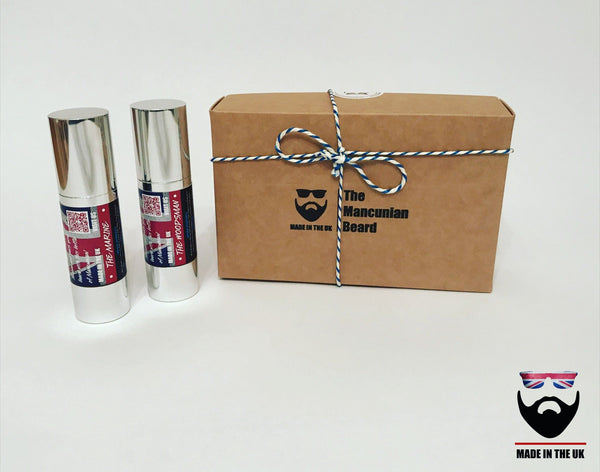 Beard Gift Sets Uk