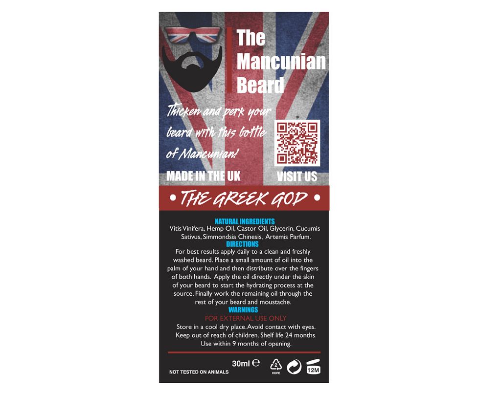 Beard Oil Information