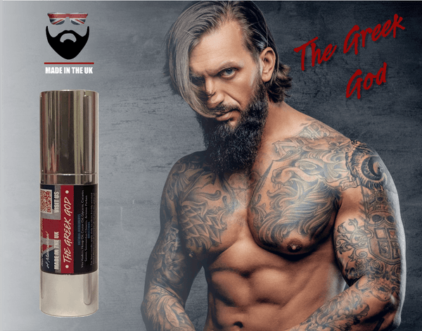 Mancunian - The Greek God Beard Oil
