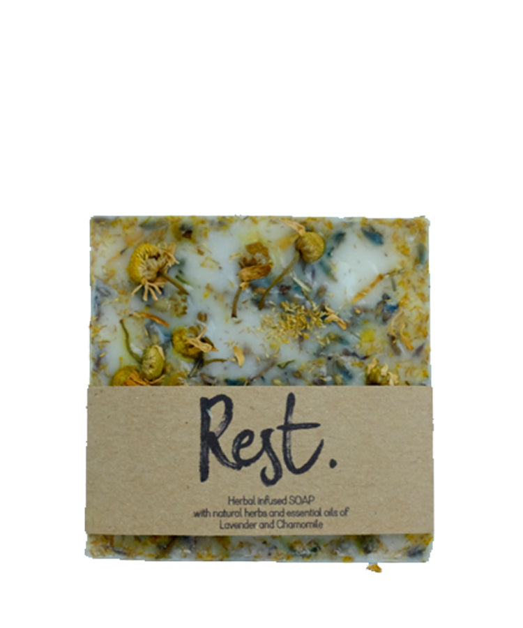 Herb Infused Soap