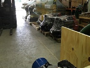 sludge and solids handling pumps in stock