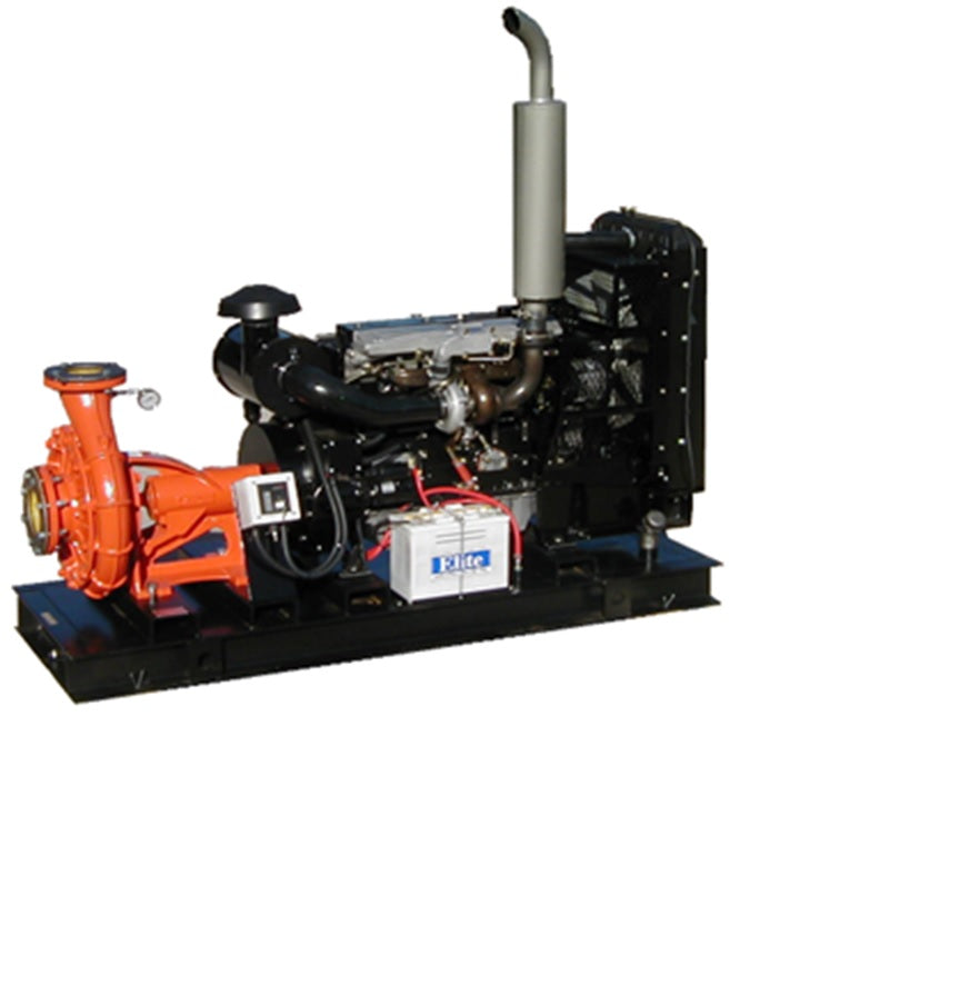 Perkins engine Pumpset