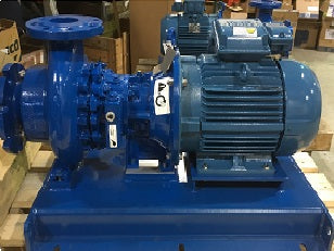 Hidrostal Screw Centrifugal pump - Low NPSH