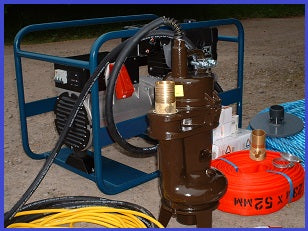 A2Q solids handling pump