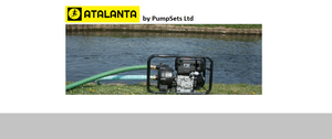 Pumpsets Atalanta Portable Engine Driven Pumps
