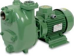 Close coupled and mono block pump