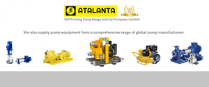 Atalanta pumps, UK pump manufacturer, self priming pump, engine driven pump, diesel engine driven pump