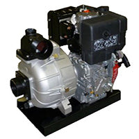 Atalanta Gannet-351 Engine driven portable self priming pump by Pumpsets Ltd
