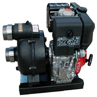 Atalanta Merlin-351 Engine driven portable self priming pump by Pumpsets Ltd