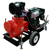Atalanta Osprey-653 Engine driven portable self priming pump by Pumpsets Ltd