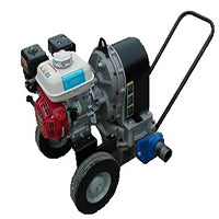 Atalanta Pelican-251-351-281 Engine driven portable self priming Trash pump by Pumpsets Ltd