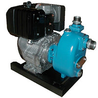 Atalanta Swallow-S60 Engine driven portable self priming pump by Pumpsets Ltd