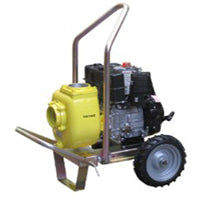 VAR4-100 Self priming Engine driven pump