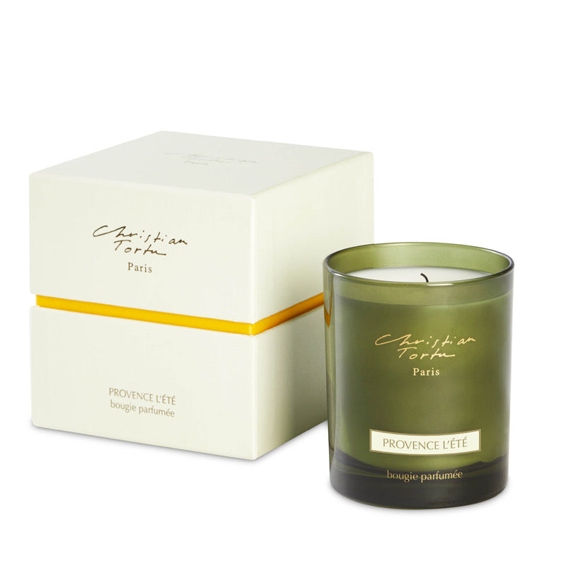 Provence l'été 6.7 oz Candle by Christian Tortu