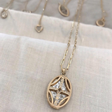 Grace Locket Necklace