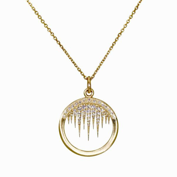 Icicles Pendant Necklace