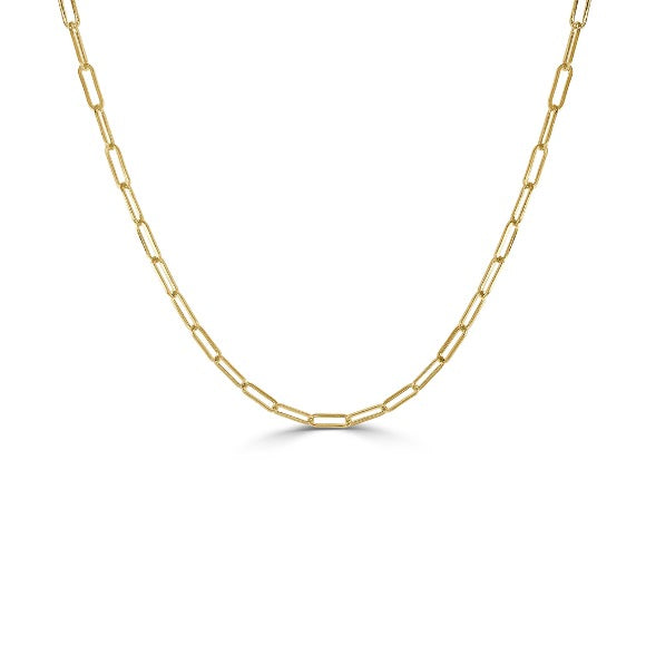 Pince Chain Necklace