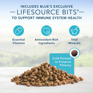 Blue Buffalo Sensitive Stomach Natural Chicken & Brown Rice Dry Cat Food