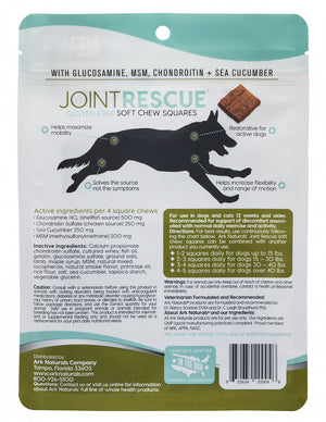 Ark Naturals Sea Mobility Joint Rescue Lamb Recipe Jerky Treats