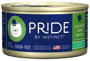 Nature's Variety Pride by Instinct Flaked Lucky's Lamb Canned Cat Food