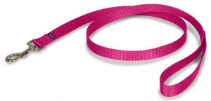 PetSafe Premier Raspberry Nylon Dog Leash