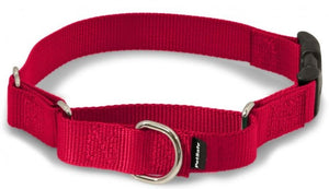 PetSafe Premier Martingale Red Quick Snap Pet Collar
