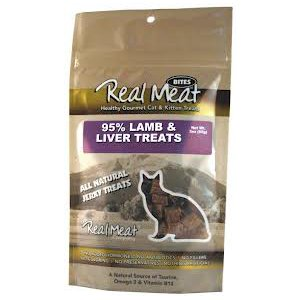 The Real Meat Company Lamb & Liver Jerky