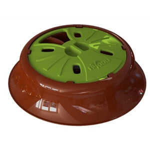 "Aikiou Junior Slow Feeder for Dogs 10"" x 10"" x 3"""